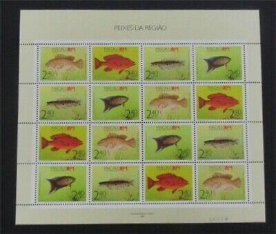 nystamps Macao Stamp # 620a Mint OG NH $56   L23y3358