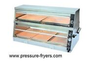 HCW5 Fried Chicken Display Warmer