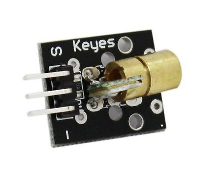 2pcs Ky-008 Laser Transmitter Module For Arduino Avr Pic Good
