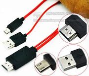 USB to HDMI Cable Converter