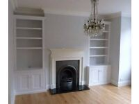 Very CENTRAL, BIG double bedroom, furnished 650£/ month+ deposit ( all bills included)