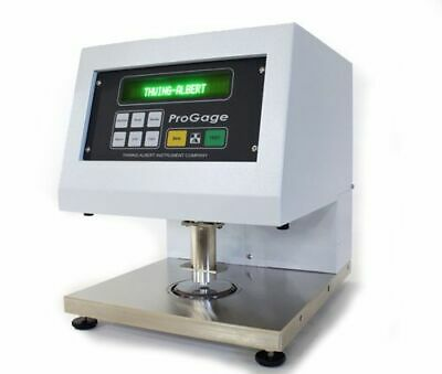Tabletop Dead Weight Thickness Tester Caliper 40mil 1mm Capacity