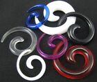 Purple 2g (6 mm) Thickness Gauge Taper/Stretcher Body Piercing Jewelry