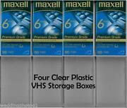 VHS Tape Storage