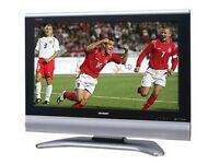 "Sharp AQUOS LC-32GD9E 32"" HD LCD Television 2xHDMI Freeview"