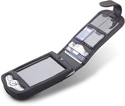 Belkin Leather Flip Case for HP Ipaq H19xx/H4150 Series PDAs (Belkin Leather Pda Case)