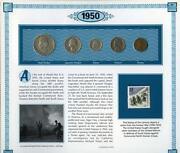 1950 Mint Set