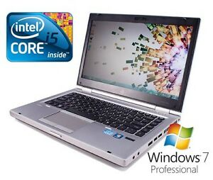 LIQUIDATION Laptop HP 8460P i5 2ème Gén 4G-320G-Webcam