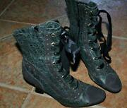 Lace Up Platform Heels