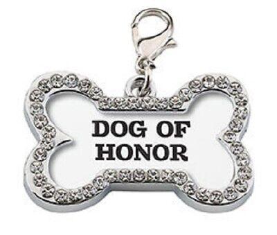 LILLIAN ROSE - NEW!! WEDDING DOG COLLAR