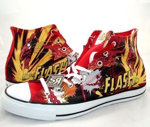 Dc Villain Shoes