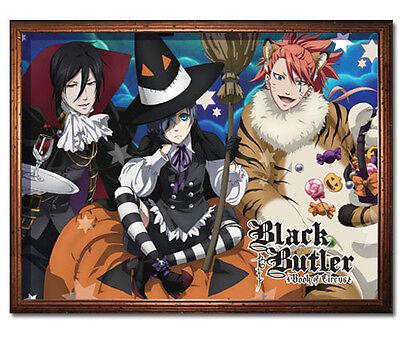 Black Butler Halloween (REAL  GE-57687 Black Butler Book of Circus Halloween 60