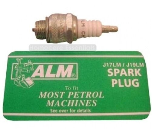 ALM J19LM / J17LM Replacement Spark Plug to Fit Most Petrol Machines Lawnmowers