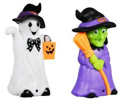 Halloween Motion Activated (Motion Activated LED with Sound Halloween Figurines 2 Choices Fast Shipping)