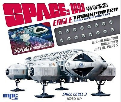 Polar Lights 1:48 Space 1999 Eagle Transporter Small Metal Parts Pack MKA016