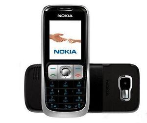 Unlocked Nokia 2630 GSM FM radio Bar Cell Phone Black