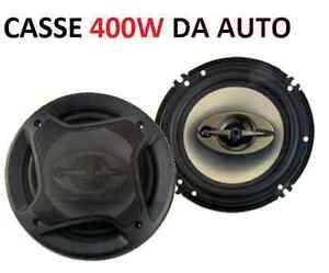 Casse-altoparlanti-diffusori-400-Watt-Automobile-HD-sound-impianto-stereo-16-cm