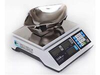 CAS Junior Scale (6kg) with Veg Scoop
