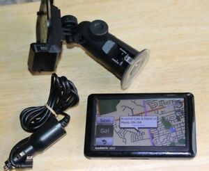 Car GPS Garmin Nuvi 1490 large screen with North America maps wo
