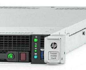 New HPE ProLiant DL360 Gen9 E5-2620v4 16GB 2x 146GB P440ar/2GB Server