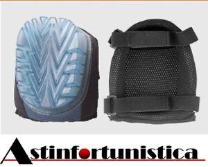 Ginocchiere da lavoro doppio strato gel ultra leggero resistente piastrellista ebay - Ginocchiere da piastrellista professionali ...