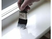 Painter & Decorator and Paperhanger, City and Guilds Qualified