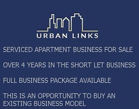EXCELLENT BUSINESS OPPORTUNITY - Serviced Apartments Business for Sale