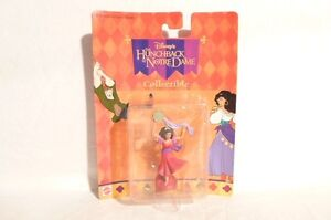 The Hunchback of Notre Dame Esmeralda Collectible Figure MOC 1996 Mattel
