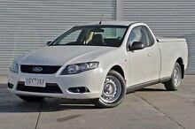 2009 Ford Falcon FG Ute Super Cab White 4 Speed Sports Automatic Utility Frankston Frankston Area Preview