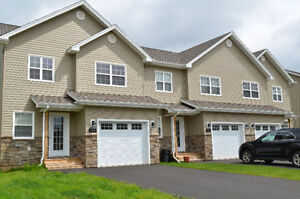 New Townhouse with Garage - Dieppe (Like Semi Detach)