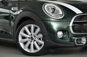 2016 Mini Hatch F56 Cooper S British Racing Green 6 Speed Sports Automatic Hatchback Alexandria Inner Sydney Preview