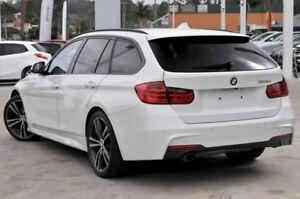 2015 BMW 320i F31 LCI M Sport Touring White 8 Speed Sports Automatic Wagon