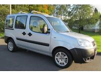 2010 (10) Fiat Doblo 1.4 8v Active Full Mobility Conversion