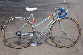 Vintage peugot racer
