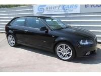 2010 (60) Audi A3 2.0TDI ( 140ps ) S Line ***FINANCE AVAILABLE***