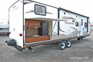 Wildwood 2015 30KQBSS Travel Trailer...Great family Trailer St. John's Newfoundland image 3