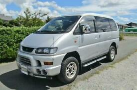 2002 Mitsubishi Delica 3.0 V6 4wd Space Gear Auto 8 Seater MPV (R92)