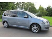2010 (10) Volkswagen Touran 2.0TDI ( 140ps ) ( 7st ) Match **FINANCE AVAILABLE**