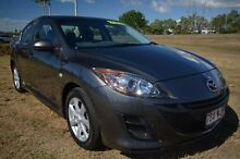 2011 Mazda 3 BL10F1 MY10 Maxx Sport 6 Speed Manual Sedan Vincent Townsville City Preview
