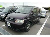2005 Honda Stepwagon 2.0 Auto Spada 8 Seater MPV (H61) Camper Conv Available