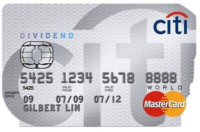 Citi AU Tradeline 12.2 Years $3450 Limit Credit Repair/Boost