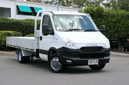 2014 Iveco Daily MY12 45C17 MWB White Cab Chassis 3.0l RWD Acacia Ridge Brisbane South West Preview