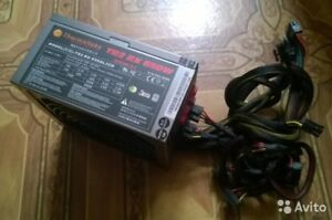 Thermaltake TR2 RX 650W Power Supply  (light use, almost new)