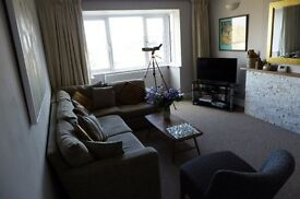 Large 2 bed, 2 bath flat Old Town Eastbourne.