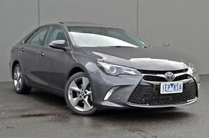 2015 Toyota Camry Grey Sports Automatic Sedan Cranbourne Casey Area Preview