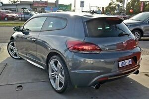 2014 Volkswagen Scirocco 1S MY15 R Coupe DSG Grey 6 Speed Sports Automatic Dual Clutch Hatchback Frankston Frankston Area Preview