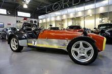 2004 Birkin Clubman S3  Red Manual Roadster Port Melbourne Port Phillip Preview