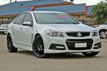 2015 Holden Commodore VF MY15 SV6 White 6 Speed Sports Automatic Sedan Hillcrest Logan Area Preview