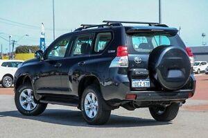 2009 Toyota Landcruiser Prado Grey Sports Automatic Wagon Maddington Gosnells Area Preview