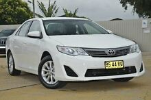 2012 Toyota Camry ASV50R Altise White 6 Speed Sports Automatic Sedan Greenacre Bankstown Area Preview